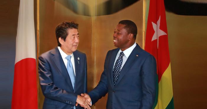 COOPÉRATION JAPON- AFRIQUE, TICAD : FAURE GNASSINGBE À LA 7ème CONFERENCE